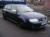 2003 Audi RS6 Avant Quattro Auto Estate Petrol Automatic