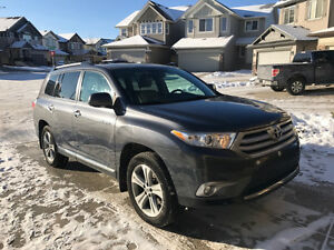 2011 Toyota Highlander LIMITED SUV   (Fully Loaded)