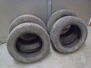 4 Gislaved NordFrost 5 195/65R15 91T