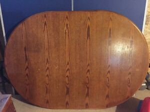 Solid Wood Kitchen Table  London Ontario image 3