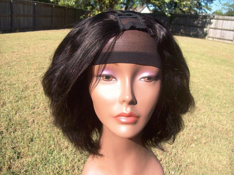 How to Make a U-Part Wig