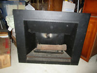 ZERO CLEARANCE GAS FIREPLACE - HOME, COTTAGE, SUNROOM, GAZEBO
