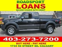 2008 FORD RANGER XLT 4X4 $29 DN BAD CREDIT OK APPLY NOW Calgary Alberta Preview