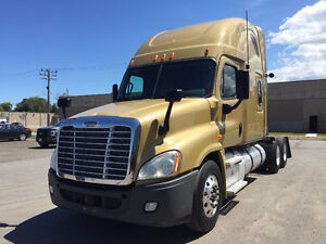 4 YEAR WARRANTY 2013 CASCADIA DETROIT / 13 SPD SmartSHIFT iShift