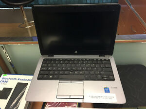 HP 820 Laptop, Comes With 30 Days Repair Warranty Kitchener / Waterloo Kitchener Area image 1