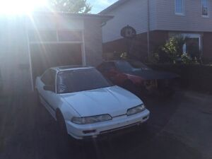 1991 Acura integra for sale as is with parts car $2500 obo