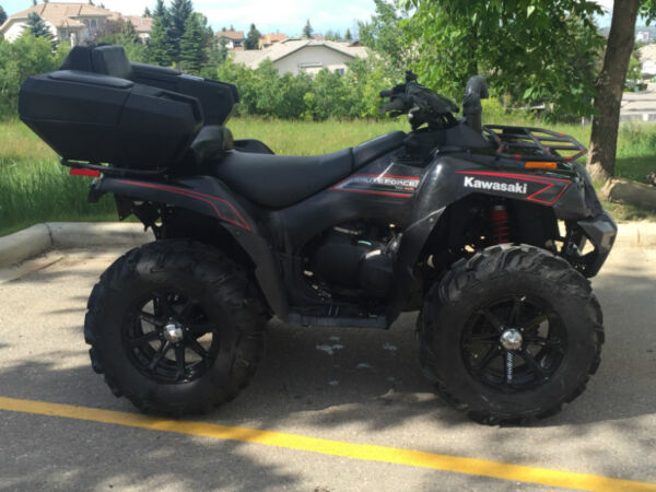 Used 2009 Kawasaki Brute Force 750i