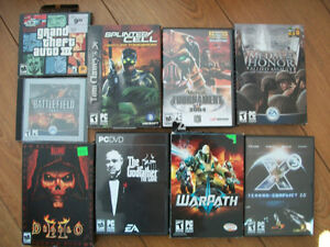 9 games for PC