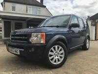 Land Rover Discovery 3 2.7TD V6 auto SE***7 SEATER**