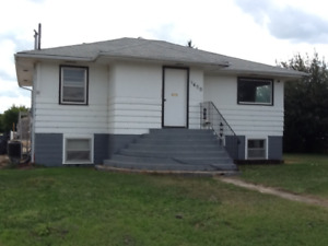 Now Rented. Two bedroom main floor of house for rent