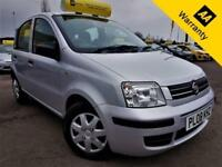 2008 FIAT PANDA 1.2 DYNAMIC 5D 59 BHP! P/X WELCOME! AUTOMATIC! 40K MILES ONLY!