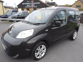 2012 Fiat Qubo MYLIFE WAV Wheelchair Accessible Vehicle * Only 23,000 Miles *