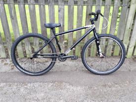 Charge Stove 26 inch BMX wheelie cruiser jump bike adults teens kids s