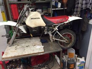 1998 Honda xr 70