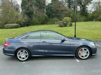 2013 Mercedes-Benz E Class 3.0 E350 CDI BlueEFFICIENCY Sport G-Tronic 2dr Coupe