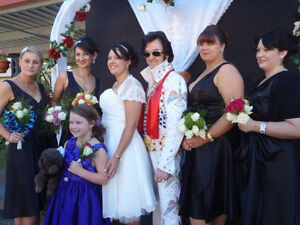 Wedding vows renewal ELVIS IMPERSONATOR Brisbane City Brisbane North West Preview
