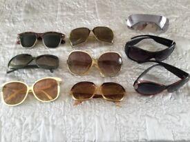 Ladies Designer Sun Glasses