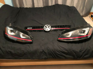 2015 2016 GTI HEADLIGHTS AND MORE