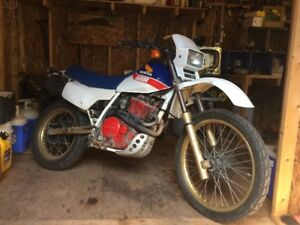1986 Honda 600R for sale.$2000.00 Negotiable.