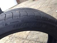 FREE Run flat tyre