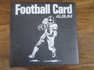 CFL and NFL Sport Cards