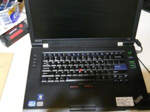 LENOVO L520  LAPTOP