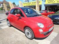 BAD CREDIT CAR FINANCE AVAILABLE 2013 13 FIAT 500 1.2 LOUNGE