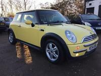2005 Mini 1.4TD One Diesel 1 Owner Full Service History 9 Months Mot