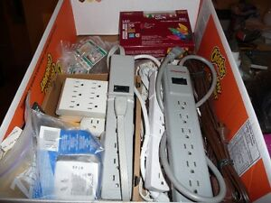 For Sale:  Variety of electrical items
