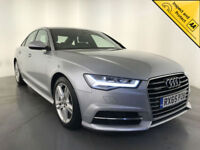 2015 AUDI A6 S LINE TDI QUATTRO AUTOMATIC DIESEL 4WD 1 OWNER SERVICE HISTORY