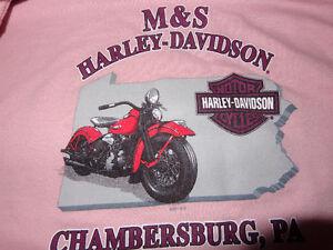 """Harley """"hoodie"""" in ladies small-  recycledgear.ca Kawartha Lakes Peterborough Area image 1"""