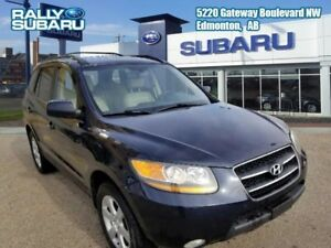 2009 Hyundai Santa Fe Limited Leather AWD