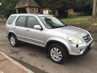 2006 06 HONDA CR-V 2.2 i-CTDi SPORT DIESEL 138BHP AWD 4x4 6 SPEED MANUAL ESTATE
