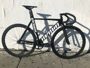 Unknown track/fixie bike