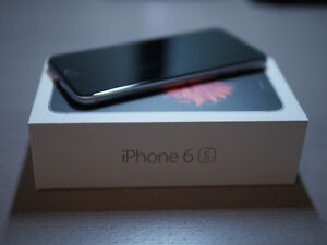 iPhone 6S 64GB space grey. Factory unlocked MINT CONDITION