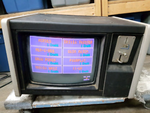 Megatouch Touchscreen Video Tabletop Arcade Coin Op $400 OBO