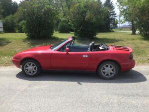 Classic Mazda Miata