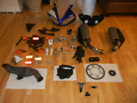 '09 Yamaha R1 Stock Parts for Sale