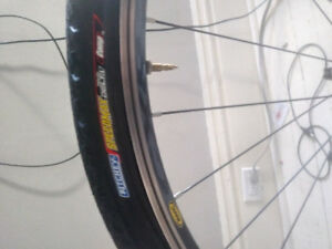 Brand new Magic cpx22 wheel set with Richey speedmax comp tires