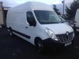 Renault Master 15 Reg 30 k 2.3dCi RWD Energy LHL35 165 Business hi top
