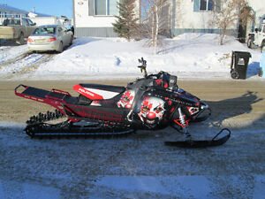 TURBO 2012 RMK PRO WITH SLED DECK