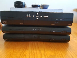 3 Bell ExpressVU Satellite Receivers 2x 3100 and a 5900 PVR