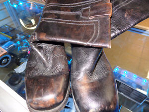 Mens 10 1/2 boots-   recycledgear.ca Kawartha Lakes Peterborough Area image 3