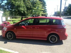 2006 Mazda Mazda5 car/mini van mvi and plated 2017 $3500