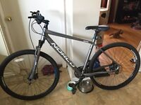 """20"""" Norco and 16"""" Trek bicycles"""