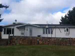Fully Furnished House For Rent. Near Boyle and Lac La Biche.