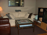Students - Large Furnished Rooms now available.