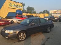 2003 Acura TL Type S Sedan - Only $5,988.00 + Tax
