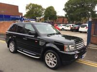 2007 Land Rover Range Rover Sport HSE 2.7TD V6 AUTO