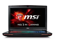 Neuf GAMING LAPTOP ★ MSI GE72 Core i7 5700HQ 12GB 1TB GTX970M